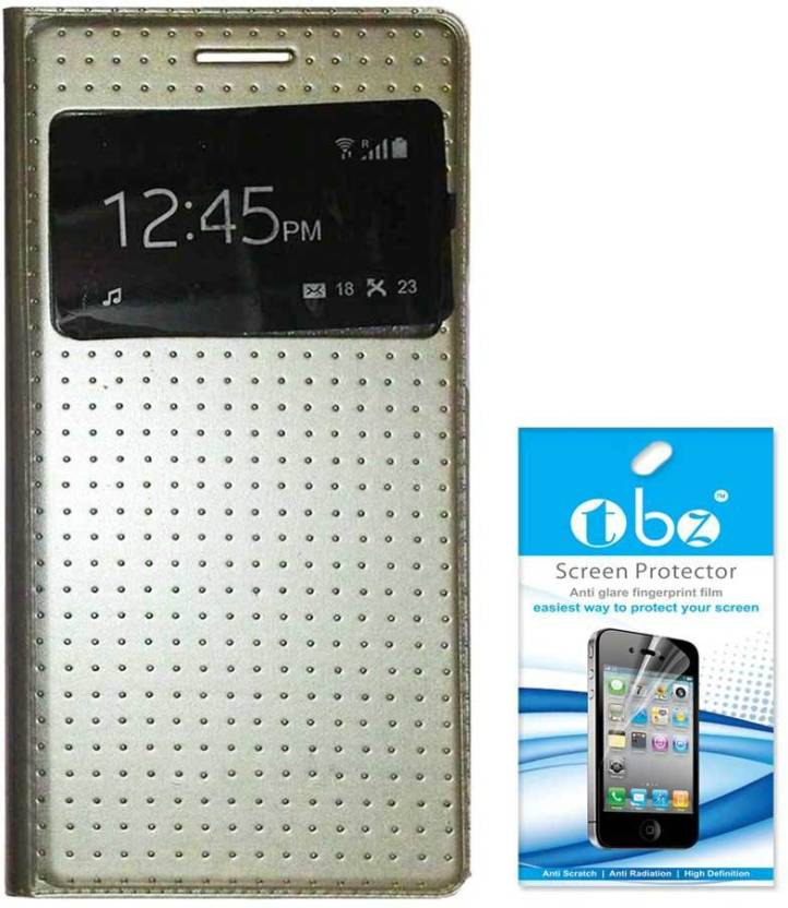 size 40 bd2c4 fec45 TBZ SView Dotted Flip Cover Case for Samsung Galaxy Grand 2 with ...