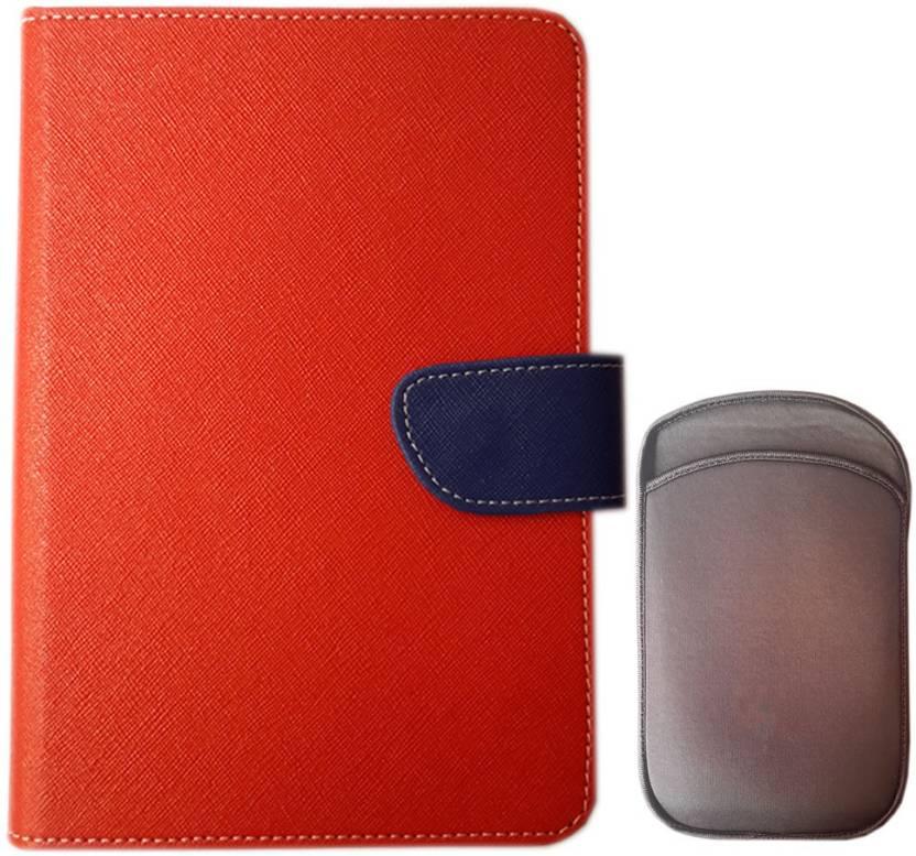 Entif Flip Cover For Samsung Galaxy Tab 3 Lite 7 0 SM-T110