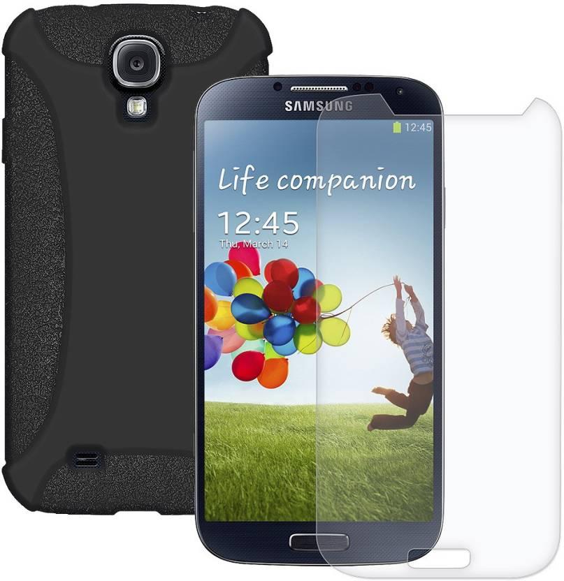 online store d5a5b 9bb43 Amzer Back Cover for Samsung GALAXY S4 GT-I9500 - Amzer : Flipkart.com