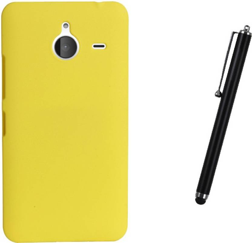 newest dc485 ee735 Kolor Edge Back Cover and Stylus Pen For Microsoft Lumia 640 XL ...
