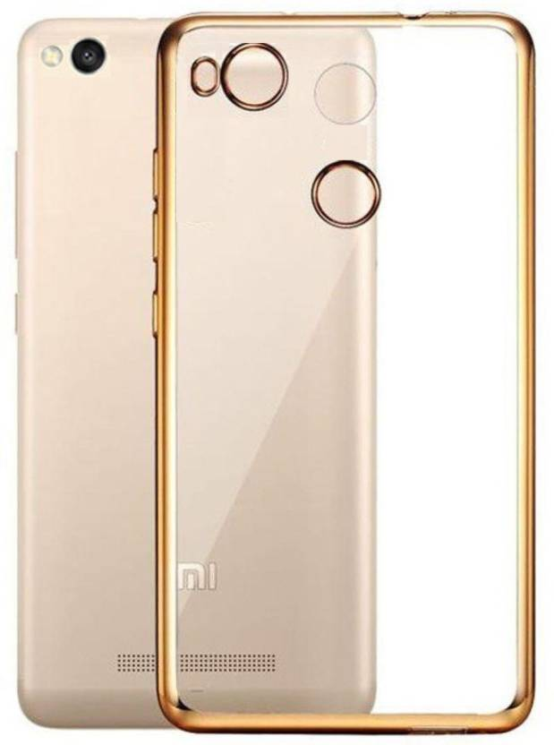 new arrival 0e9d0 b8ef0 Spicesun Back Cover for Mi Redmi 3S Prime