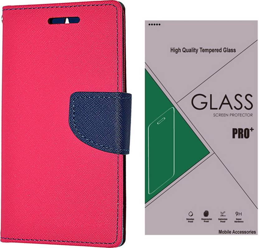 online retailer 85cba b362f Alexis24 Premium Flip Cover For Samsung Galaxy E7 (Murc-Pink-1113 ...