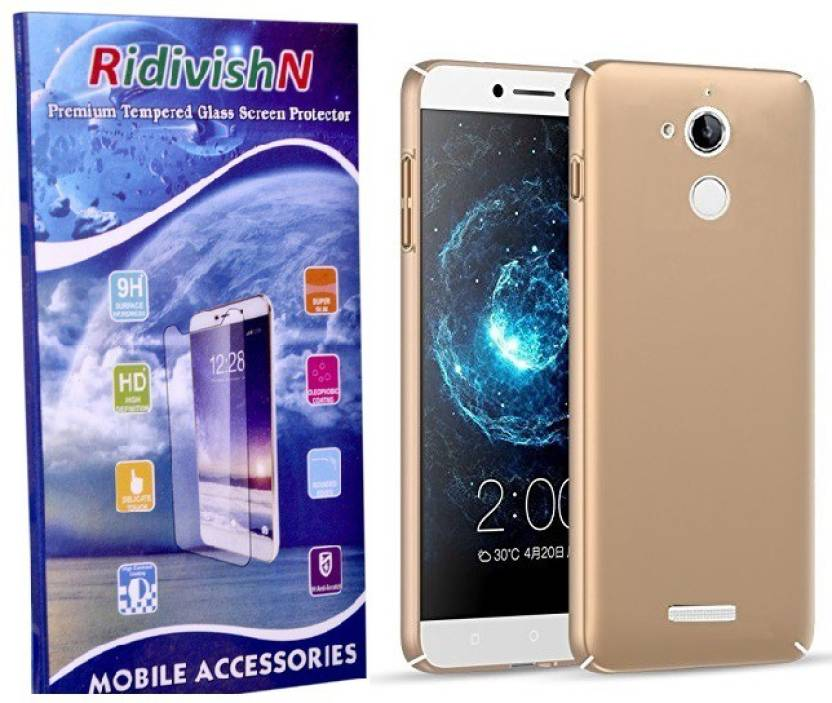 best value 36bfd 4b56e RidivishN Cover Accessory Combo for Coolpad Note 5 (5.5 Inchs) Price ...