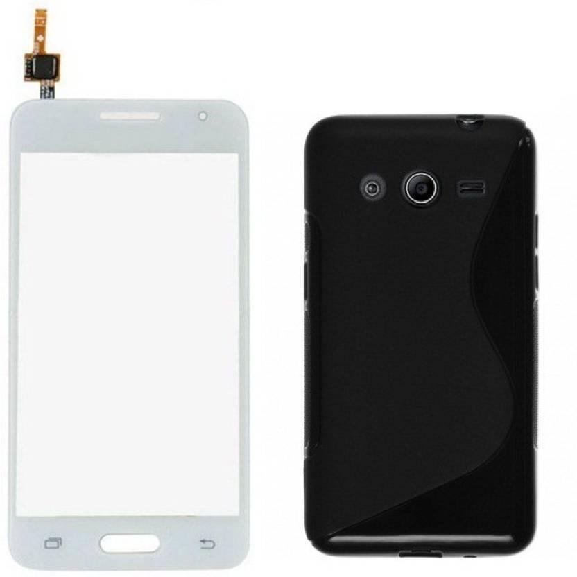 3de4593096d S Line Touch Samsung Core 2 Wht Accessory Combo Price in India - Buy ...