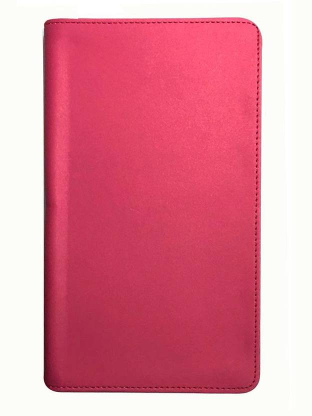 Celzo Flip Cover for Samsung Galaxy J Max 7 inch Pink