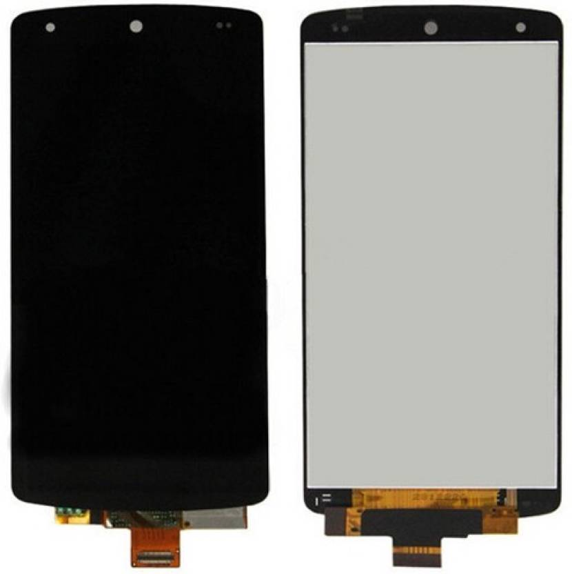 Creative Via Display LG Nexus 4 Touch Screen Digitizer Assembly Black LCD