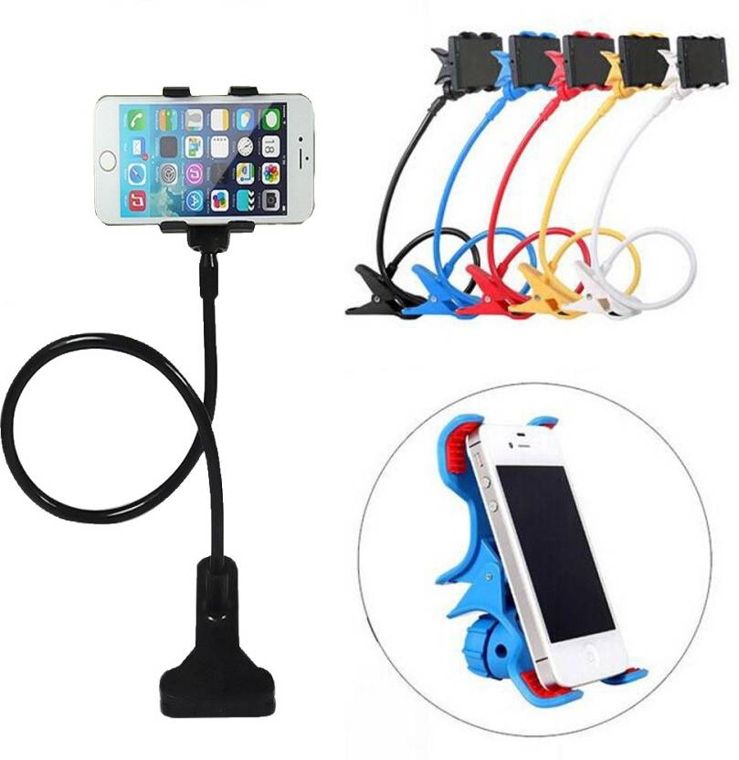 Ynd Lazy Black For Samsung Galaxy S Plus Mobile Holder Price In