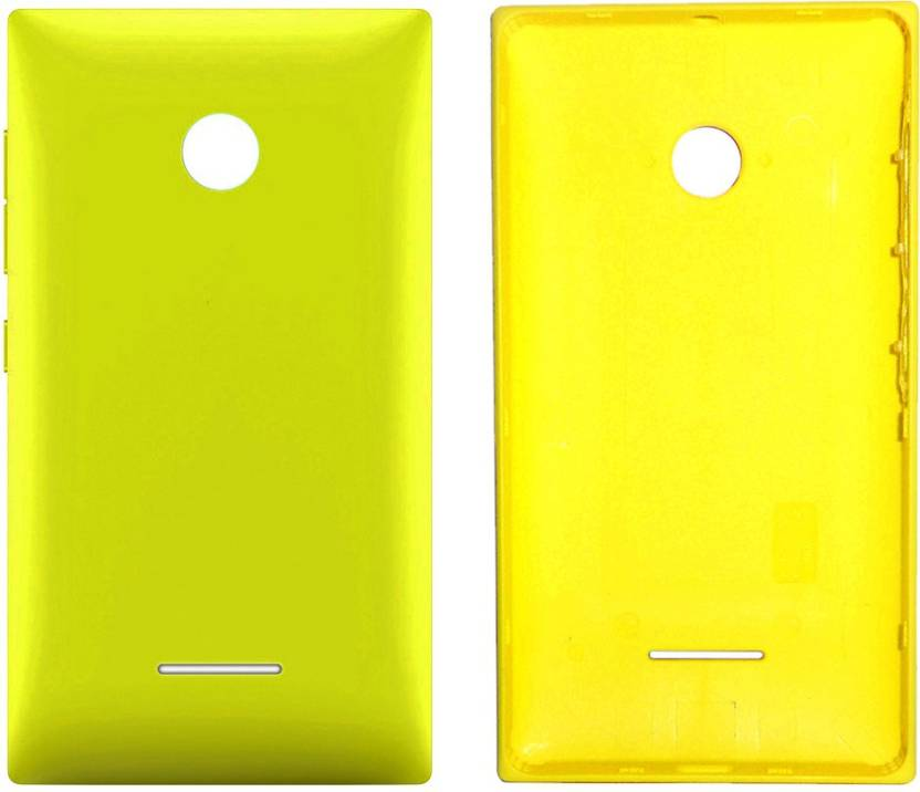 new arrival eb0ae 992d5 Totta Back Replacement Cover for Microsoft Lumia 435