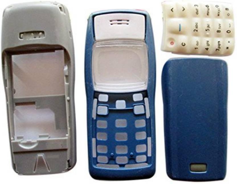Richistreet Nokia 1100 Full Panel (Blue)