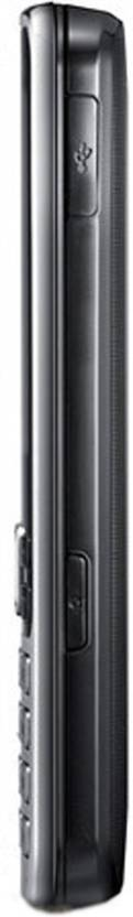 Oktata Samsung Metro Duos C3322 Front   Back Panel Black  available at Flipkart for Rs.400