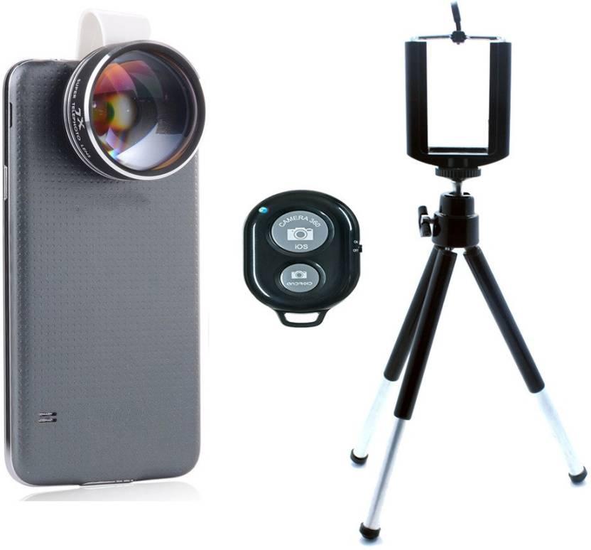 Smiledrive Universal 7x Optical Zoom Lens Kit Fits Iphone Samsung