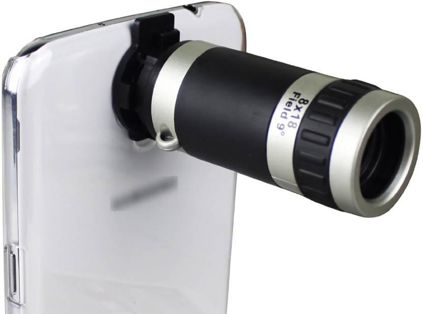 SJ 8X Zoom Optical Lens Telescope For HUAWEI HONOR BEE PHONES Mobile