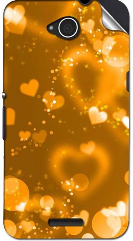 TRUSTPARAS TPXPC4DUAL-18 SONY E2043XPERIAC4DUAL Mobile Skin