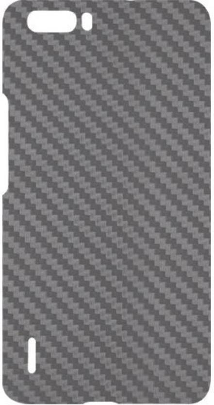 SKIN4GADGETS Silver Carbon Fiber Texture Phone Designer CASE