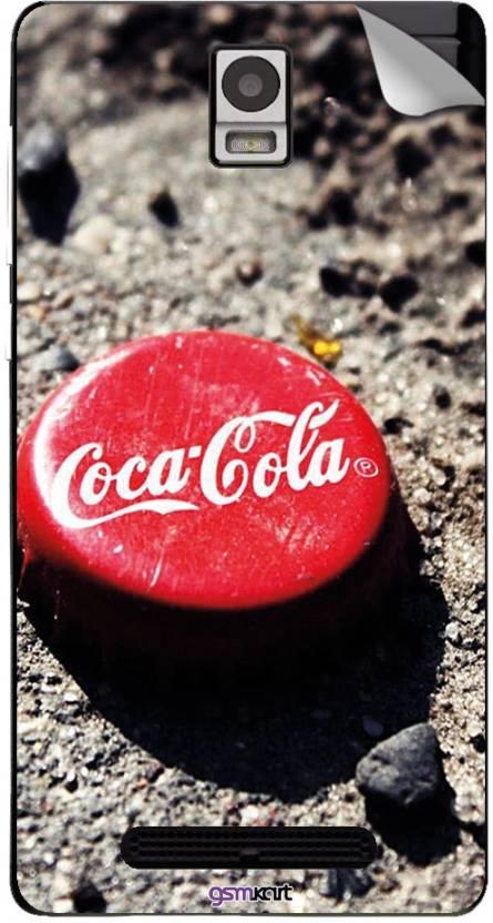 Gsmkart XE - Coca Cola Xolo Era Mobile Skin Price in India
