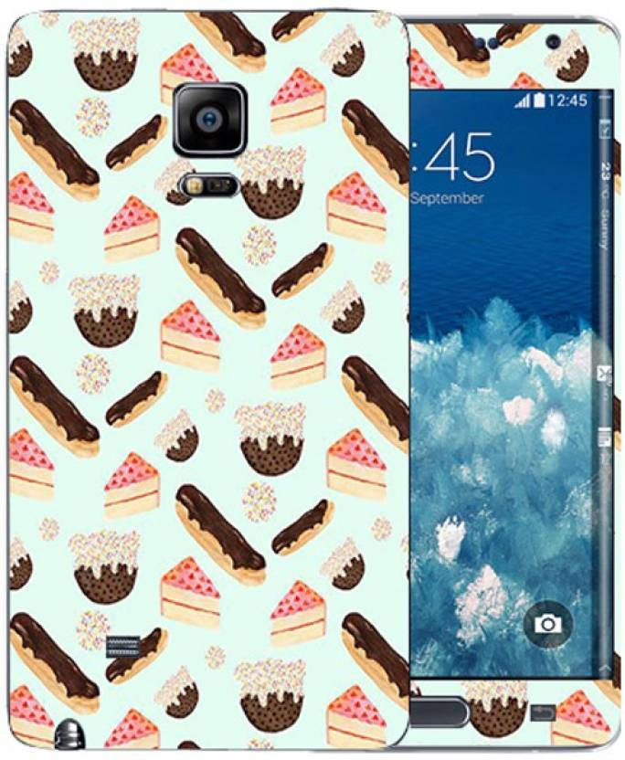 Theskinmantra Choco Love TSM Samsung Galaxy Note Edge Mobile Skin