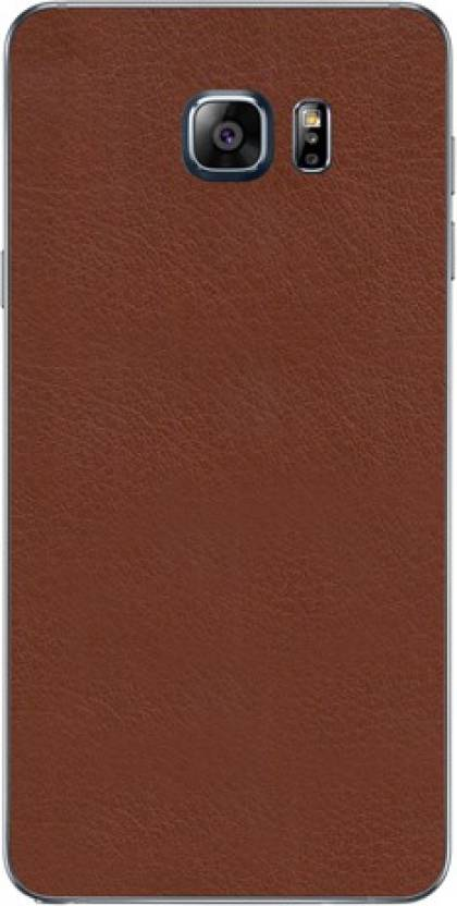 MOB-AC Brown Leather Samsung Note 5 Samsung Galaxy Note 5 Mobile Skin