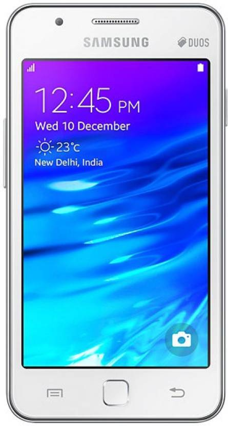 Product page large vertical buy product page large vertical at samsung z1 white 4 gb ccuart Image collections