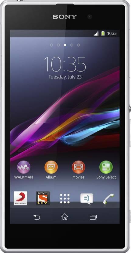Sony Xperia Z1 (White, 16 GB)