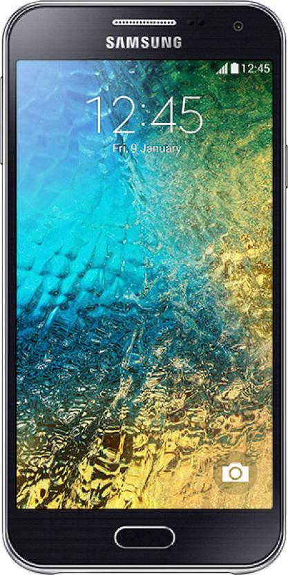 Samsung Galaxy E5 (Black, 16 GB)