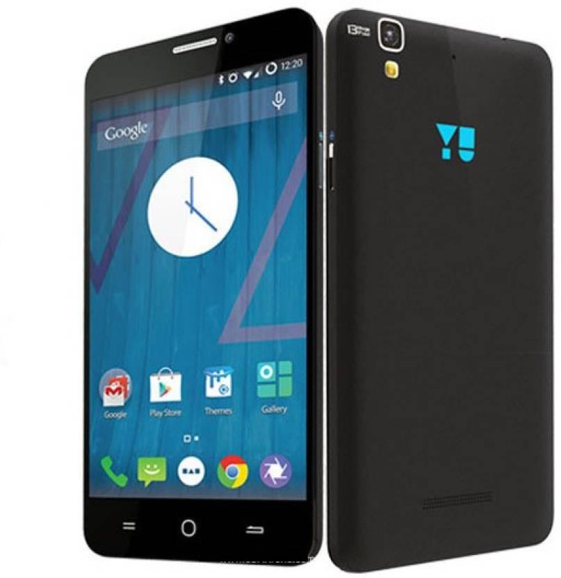 Yu Yureka Plus (Grey, 16 GB)