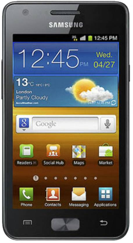 SAMSUNG Galaxy R (Metallic Grey, 8 GB)