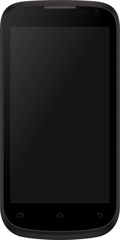 Micromax Canvas Elanza A93 (Black, 4 GB)