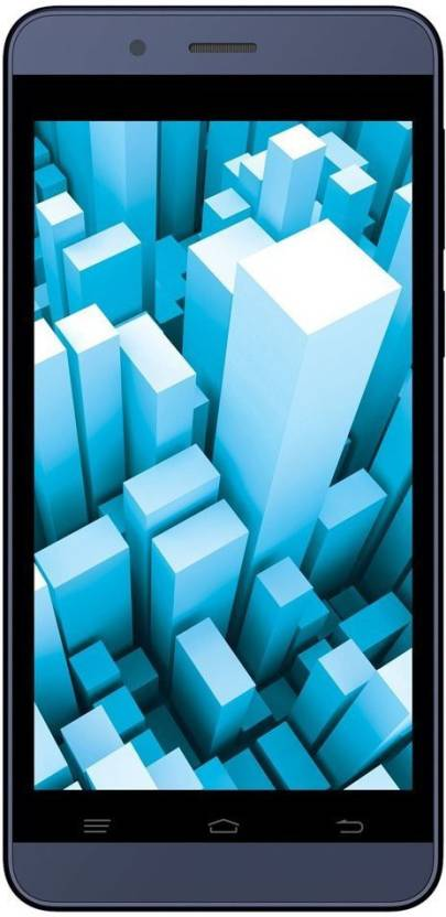 Intex Aqua Pro 4G (Blue, 8 GB)