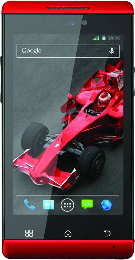 Xolo A500S (Red, 4 GB)
