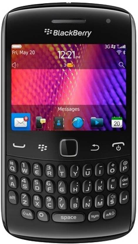 Blackberry Curve 9350 (Tata Indicom)