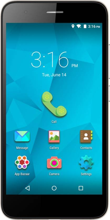 Micromax Canvas Unite 4 Pro (Gold, 16 GB)