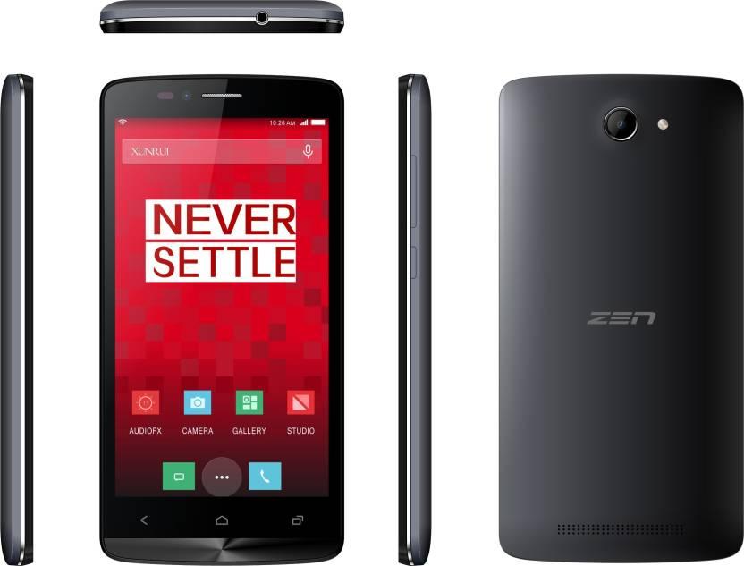 Zen Powermax 1 (Black, 8 GB)