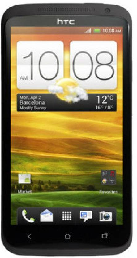 HTC ONE X S720E (Brown Gray, 16 GB)