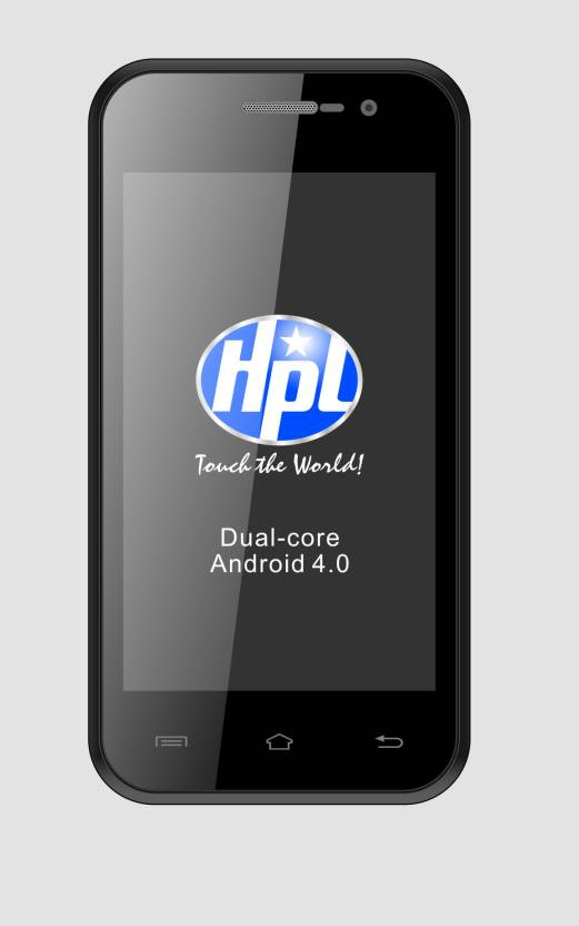 HPL A40 Dual Core (Black, 4 GB)