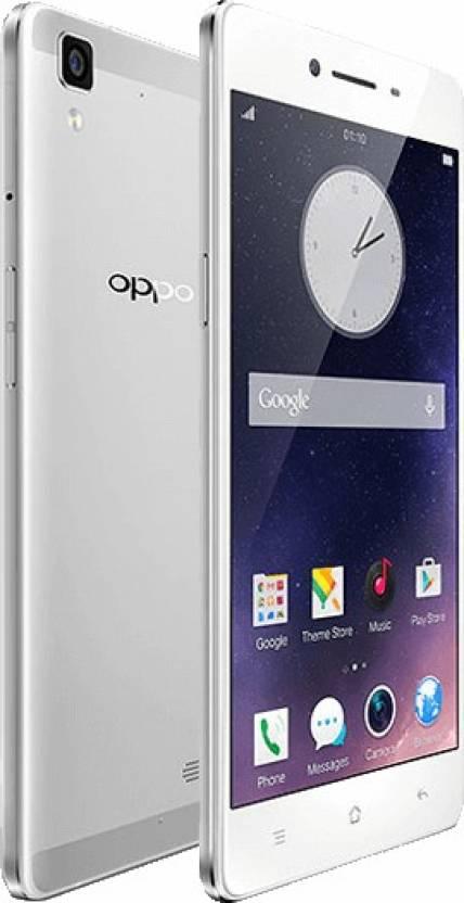 Oppo R7 Lite (Silver, 16 GB)