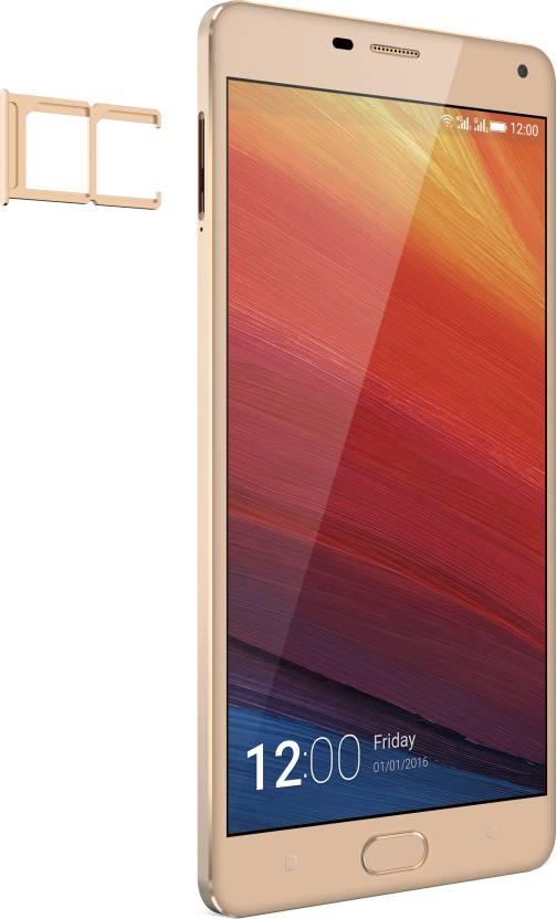 Gionee Marathon M5 Plus (Champagne Gold, 64 GB)(3 GB RAM)