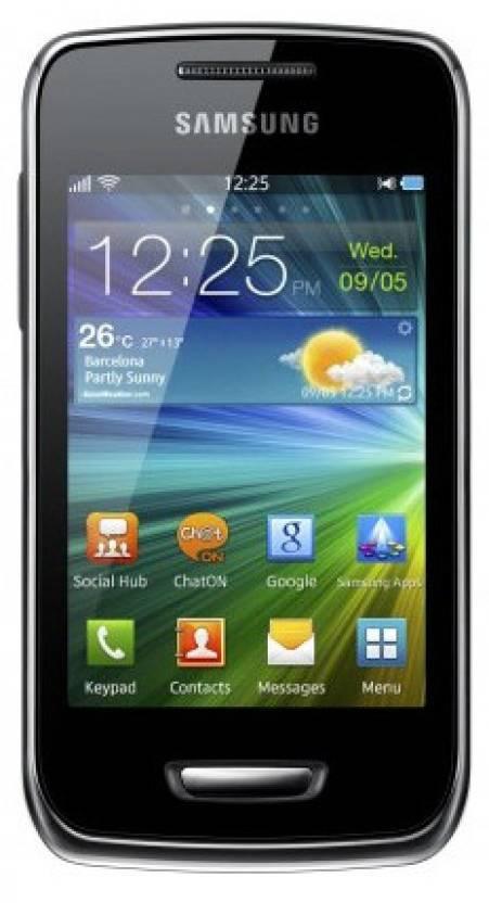 Samsung Wave Y (Sand Silver, 150 MB)