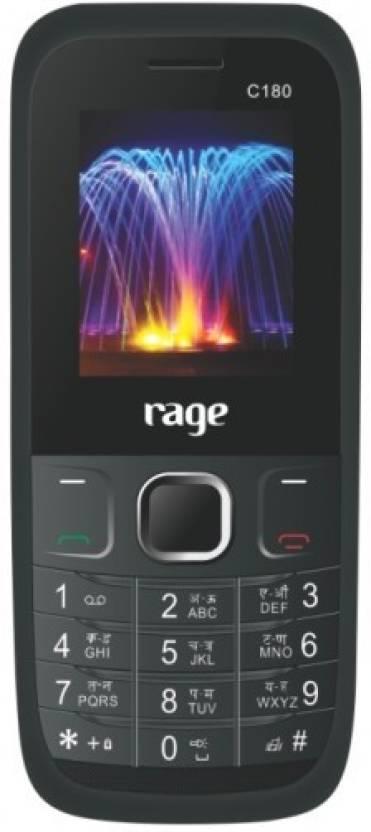 Rage C180 (Black)