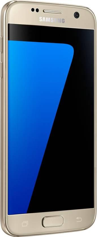 Samsung Galaxy S7 (Gold Platinum, 32 GB)(4 GB RAM)