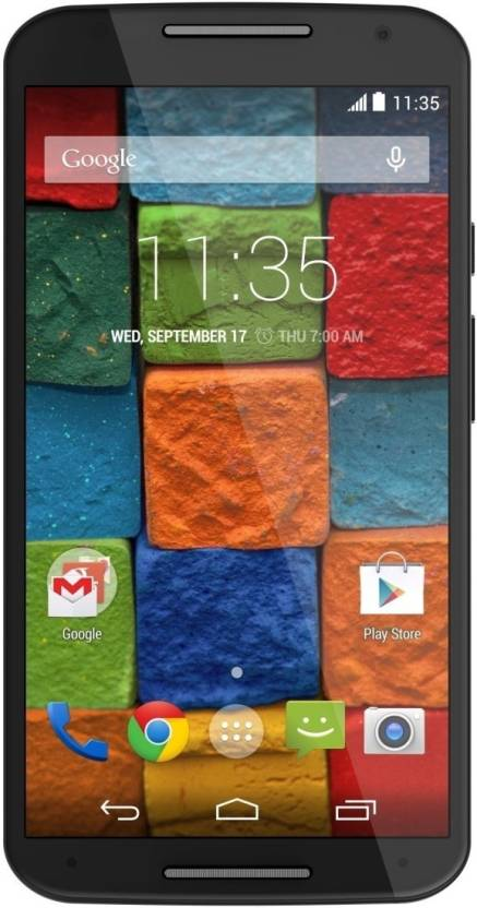 Moto X  2nd Generation   Black, 32   GB  2   GB RAM  available at Flipkart for Rs.17999