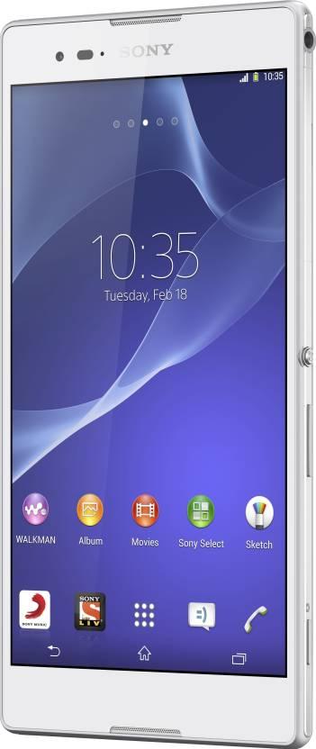 Sony Xperia T2 Ultra Dual (White, 8 GB)