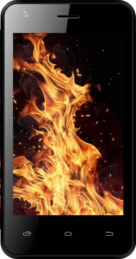 LYF Flame 2 (Black, 8 GB)