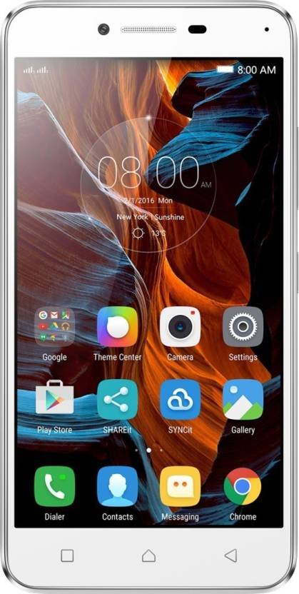 Lenovo k5 Plus Just at Rs.8,499 + Upto Rs.12,500 Off On Exchange By Flipkart | Lenovo Vibe K5 Plus 3 GB (Silver, 16 GB) @ Rs.8,499