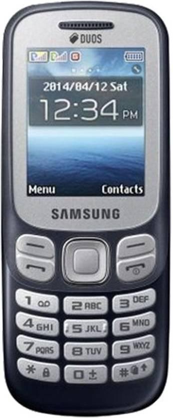 Samsung Metro B312E Dual Sim - Black