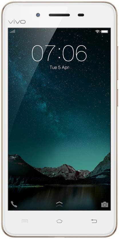 Vivo V3 (Gold, 32 GB)(3 GB RAM)