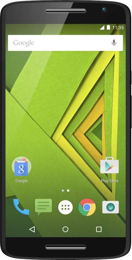 Moto X Play (Black, 16 GB)