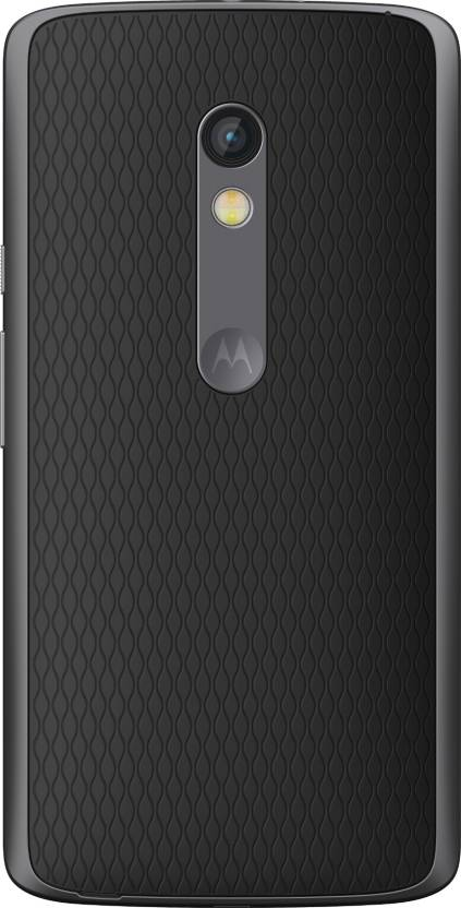 Moto X Play  Black, 32  GB  available at Flipkart for Rs.18499