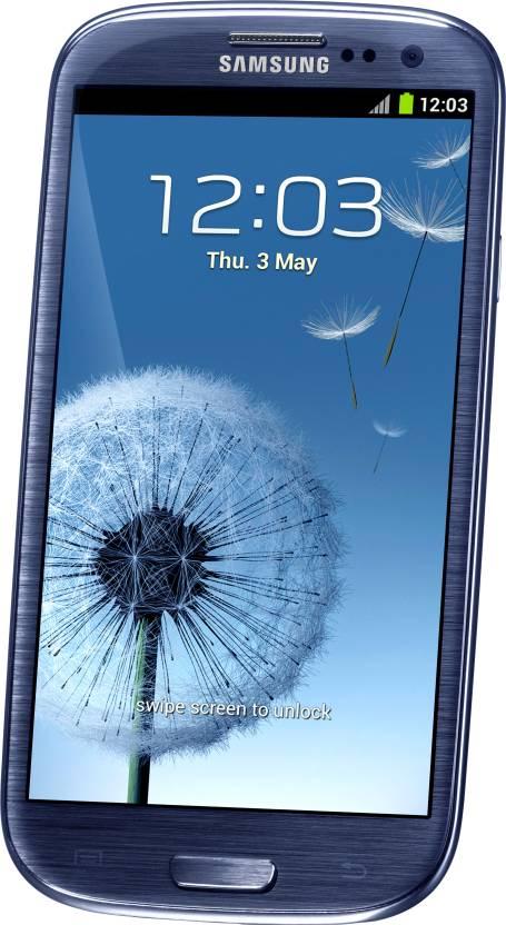 Samsung Galaxy S3 (Pebble Blue, 16 GB)
