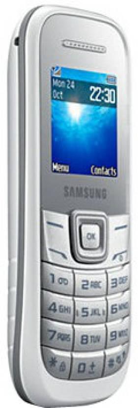 Samsung Guru 1200(White)