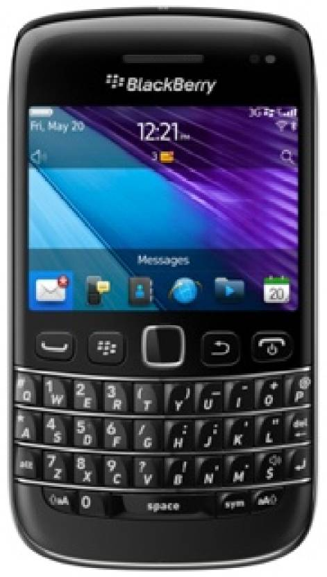 Blackberry Bold 9790 (Black, 8 GB)